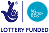 Big Lottery Fund, Lottery funded