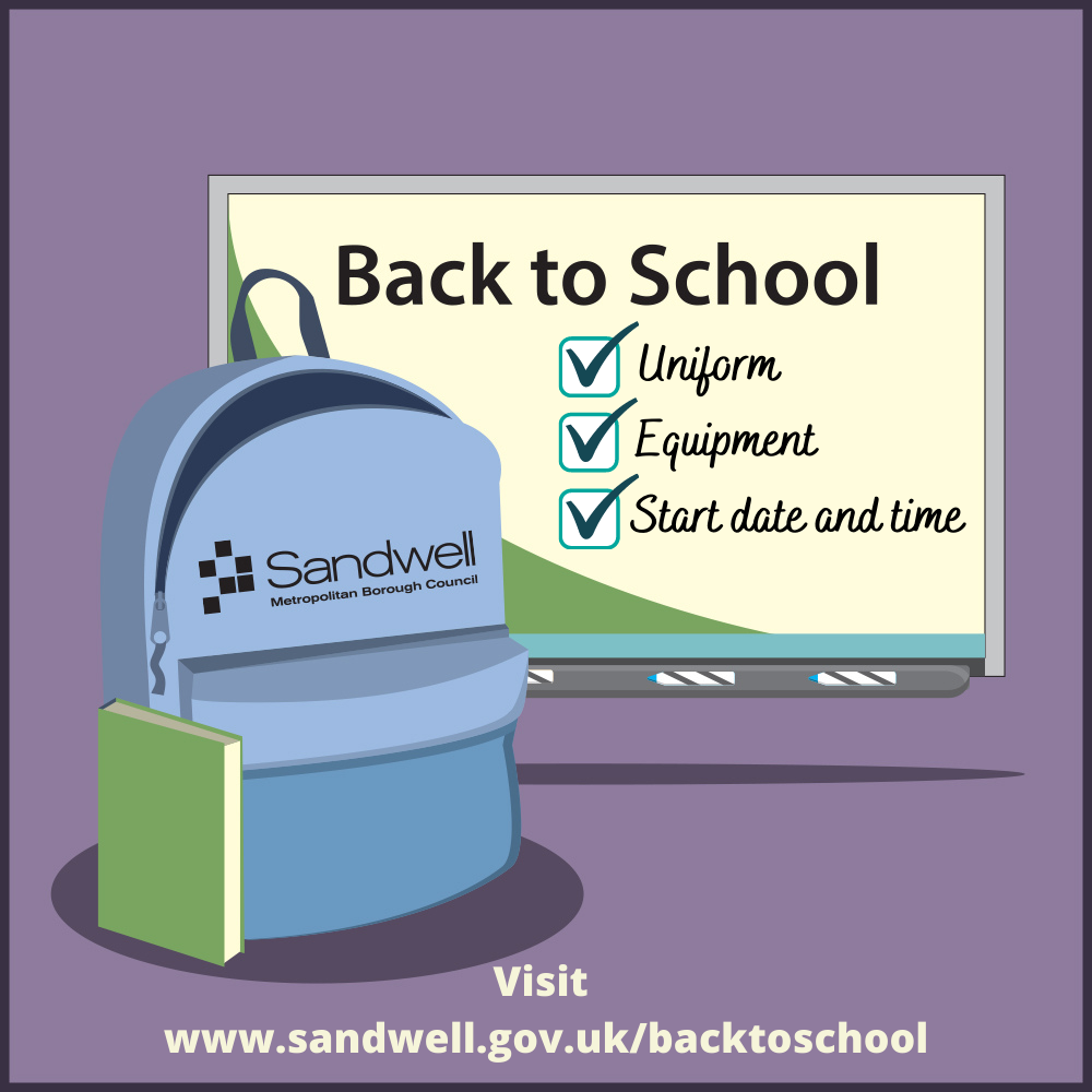 Check start date and time with your school