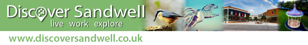 Discover sandwell main banner