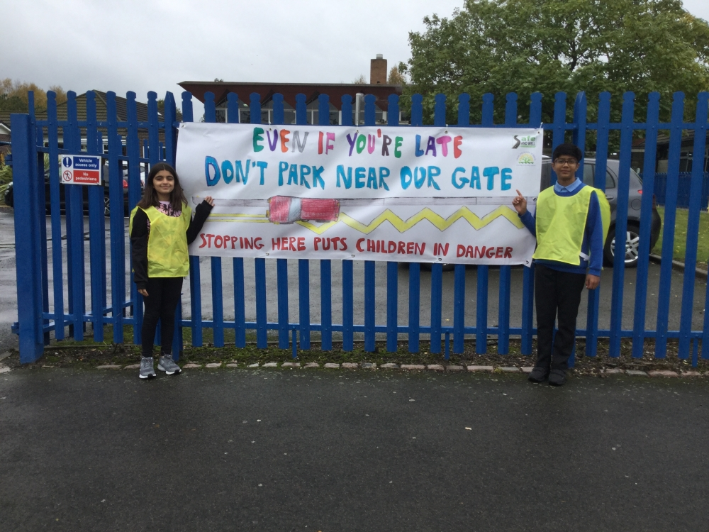 Lyng Primary - Road Safety Week