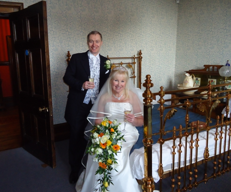 Weddings at Haden Hill House