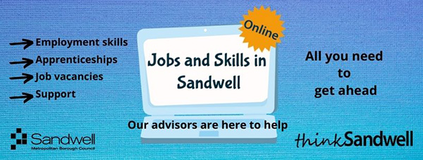 Jobs and Skills banner