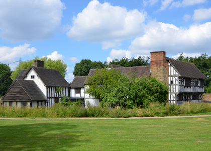 The Manor House today
