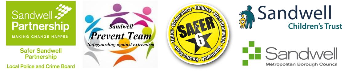 Online safety logos