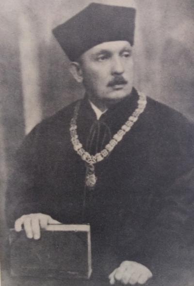 Professor Marian Gieszczykiewicz