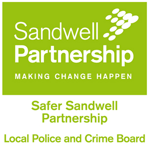 Safer Sandwell Partnership logo
