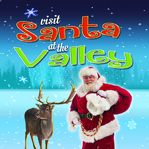 Santa at the Valley