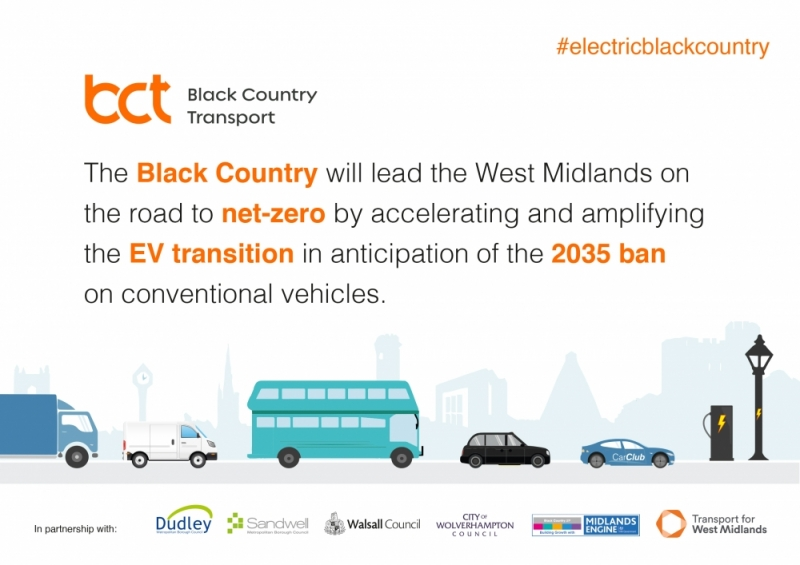 low emissions electric vehicles sandwell