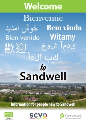 Welcome to Sandwell information sheets