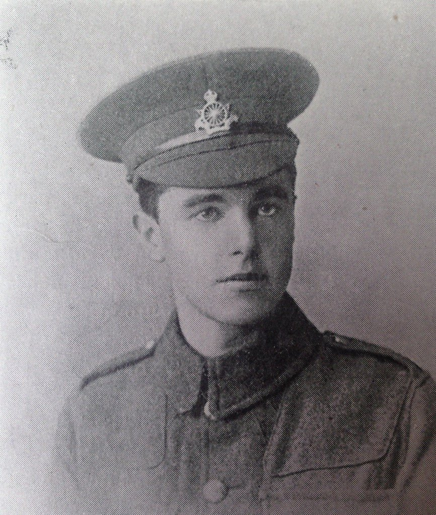 Harold Colley VC