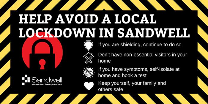 Avoid a Local Lockdown